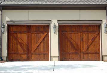 Is A Wooden Garage Door Right For You?